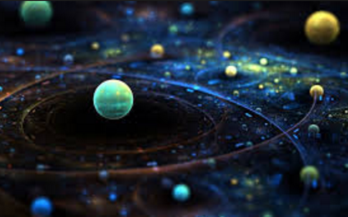 RFT: The space-time of the human universe